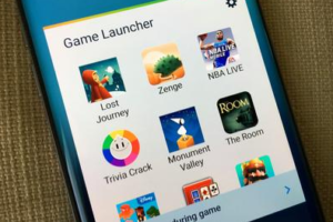 Galaxy Game Launcher