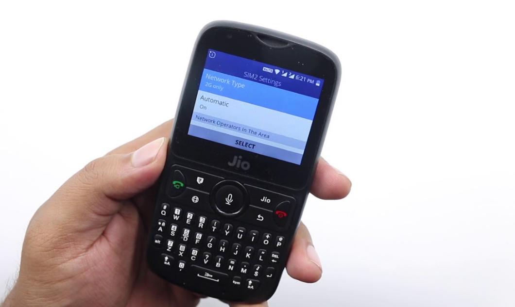 Jio Phone 2-Smartphones With WhatsApp Support