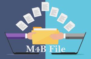 M4B File