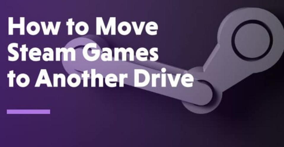 Move Steam Game To Another Drive