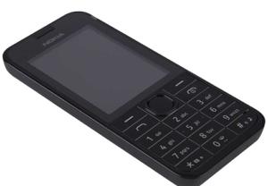 Nokia 208-Smartphones With WhatsApp Support