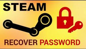 Reset Your Forgotten Steam Password