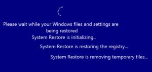 Set Up System Restore In Windows