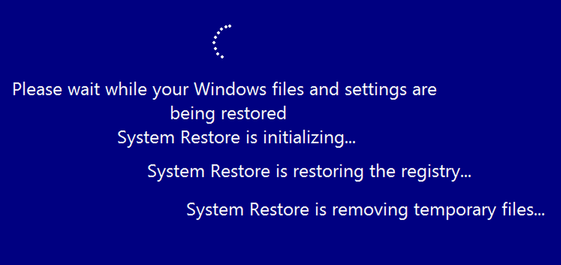 Set Up System Restore In Windows