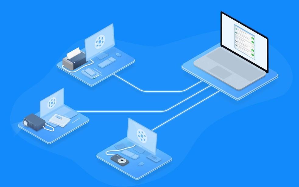Share USB Printer Over Internet On Windows 10