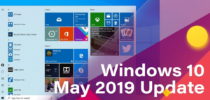 Version 1903 May 2019 update