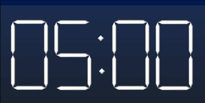 Window timer setting