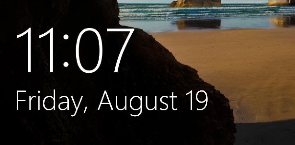 Lock Screen Timeout Windows 10