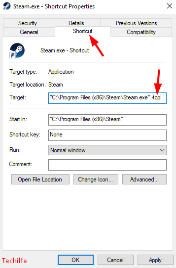could not connect to steam network