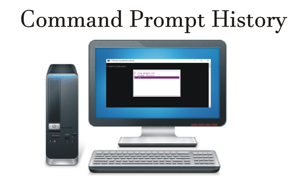 Command Prompt History In Windows