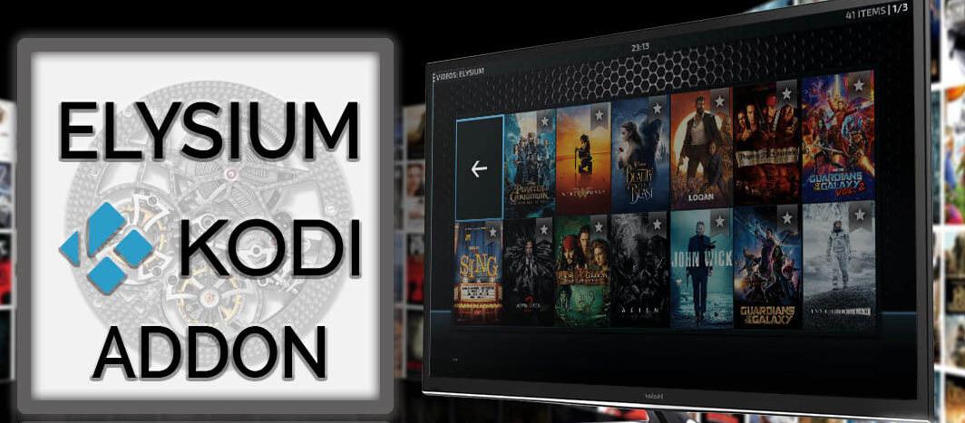 Elysium Official Kodi Addon