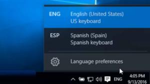English Vs English International