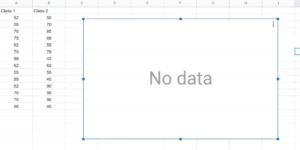 Histogram via Google Sheets