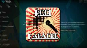 Kodi Karaoke Lite