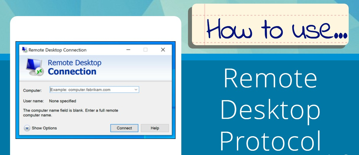 Open RDP Port To Enable Remote Desktop Access