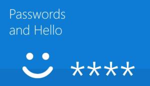 Remove PIN Password