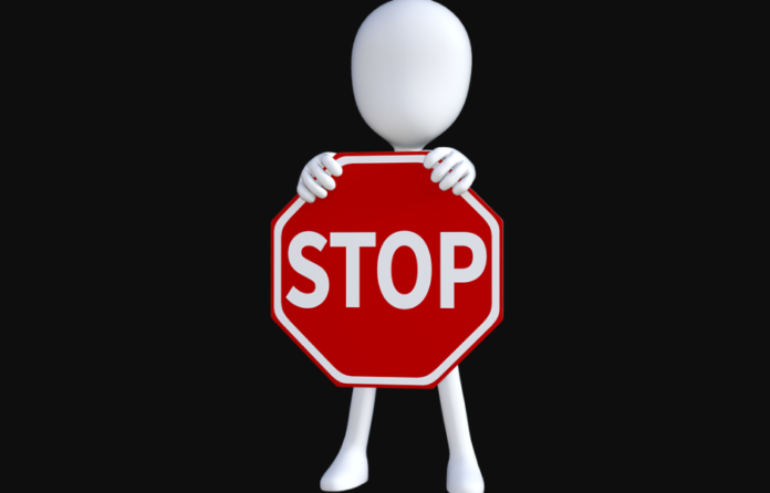 Stop Sharing Network Folders