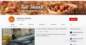 hallmark channel on kodi