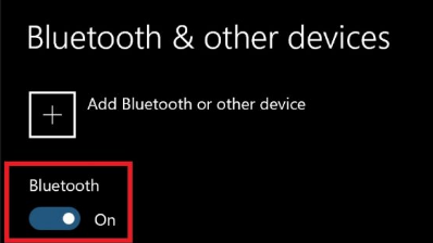 windows 10 bluetooth not working