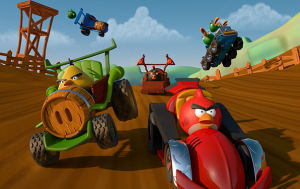 Angry Birds Go-Apple TV Games