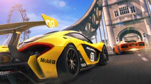 Asphalt 8 Airborne-Multiplayer Games Via Wifi Hotspot