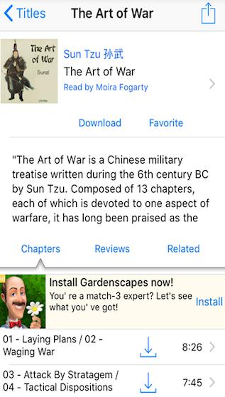 Best Audiobook App for iPhone
