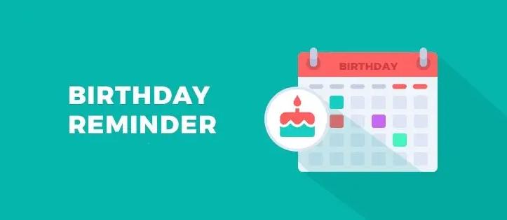Birthday Reminder Apps