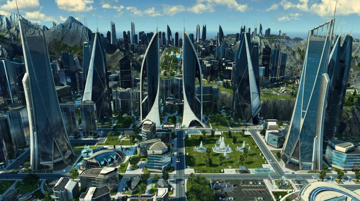 City Building Games