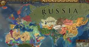 Europa Universalis IV-Strategy Games for Mac