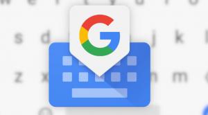 Gboard-iPad Keyboard apps