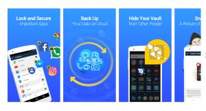 Hidden Messages App