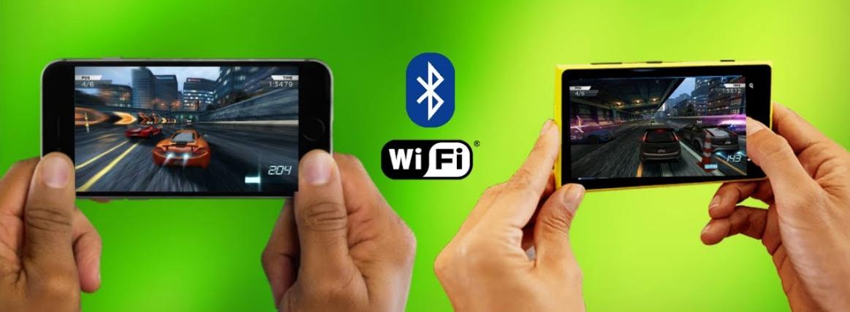 Multiplayer Games Via Wifi Hotspot
