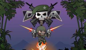 Mini Militia-Multiplayer Games Via Wifi Hotspot