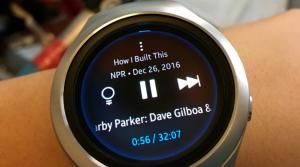 NPR One-Samsung Galaxy Watch Apps