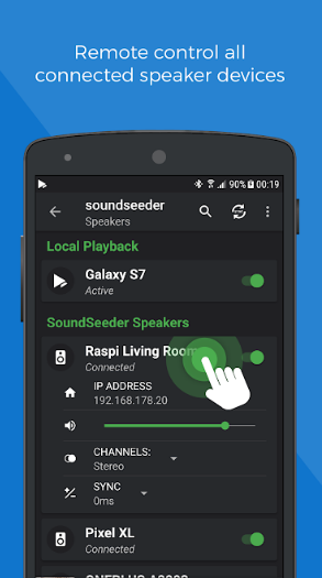 music sync app