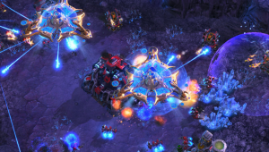 StarCraft II-Strategy Games for Mac