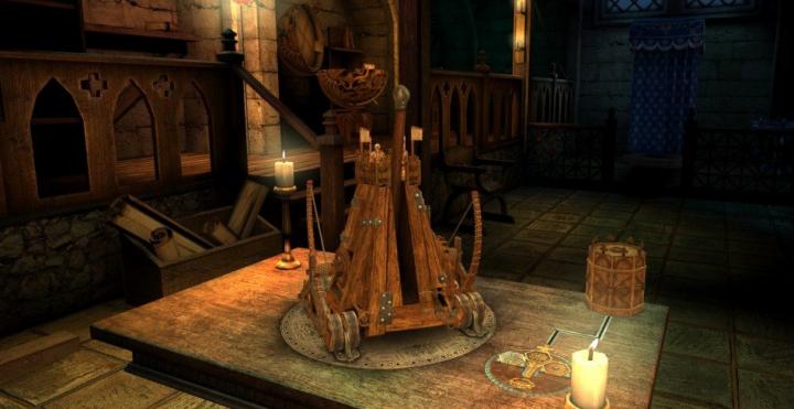 House of Da Vinci-escape room games