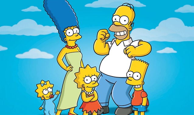 The Simpsons-City Building Games