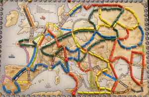 Ticket to Ride-couple games