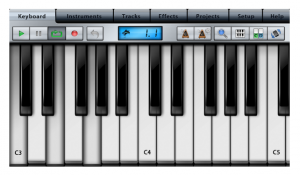 music composing apps