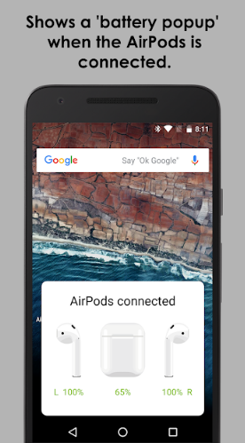 airpod app for android