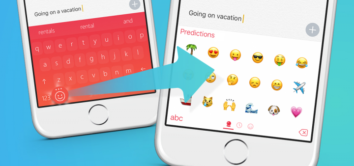swiftkey keyboard + emoji