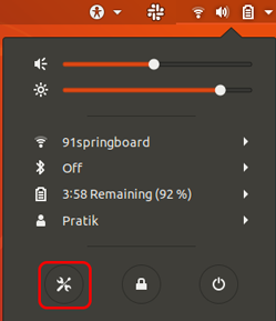 ubuntu keyboard not working