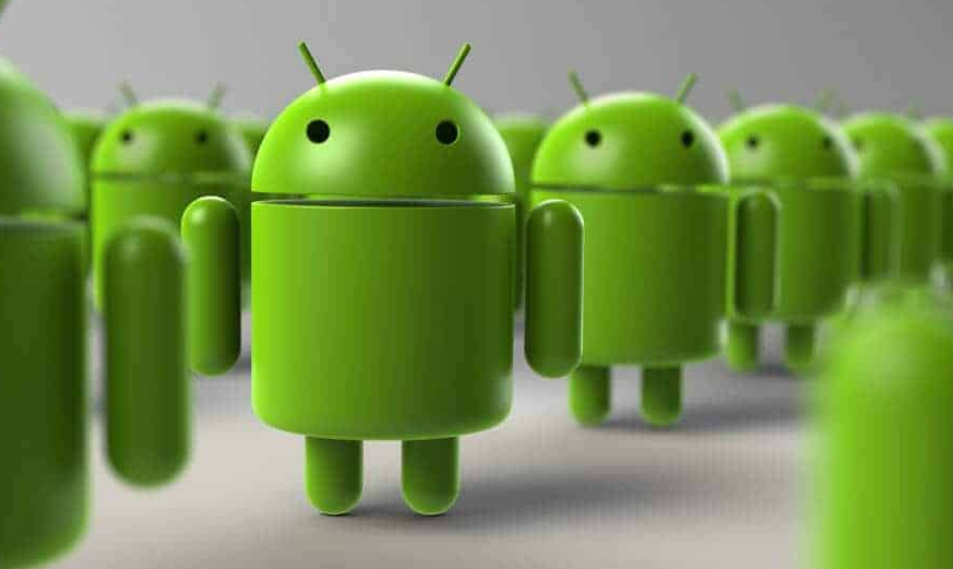 Android Device Serial Number