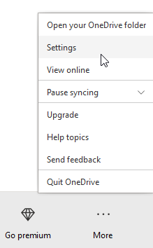 onedrive not starting automatically