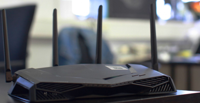 Access Router Remotely