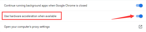 Chrome Not Enough Memory to Open this Page