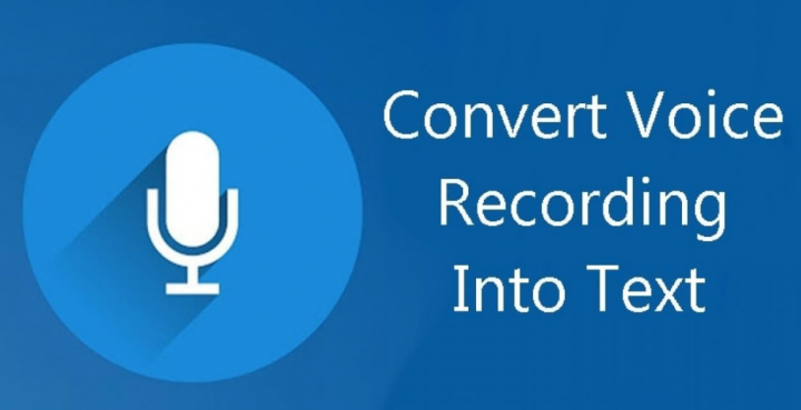 Convert Voice Recording To Text