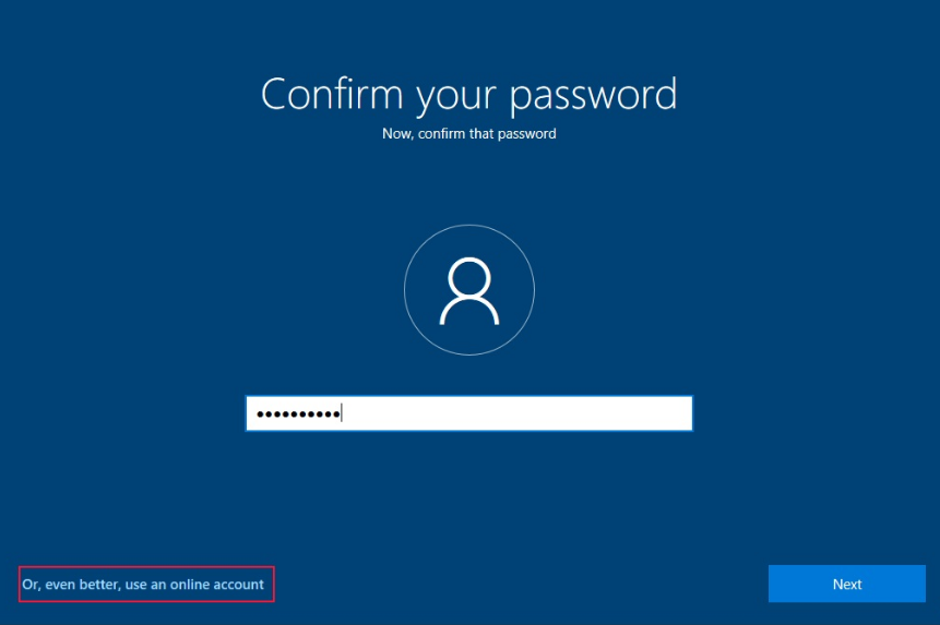 Don't Have Applicable Devices Linked To MS Account