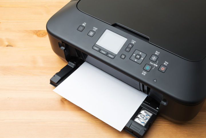 Printer has Experienced an Unexpected Configuration Problem